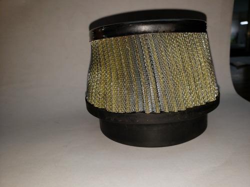 filtro ar esportivo 75mm