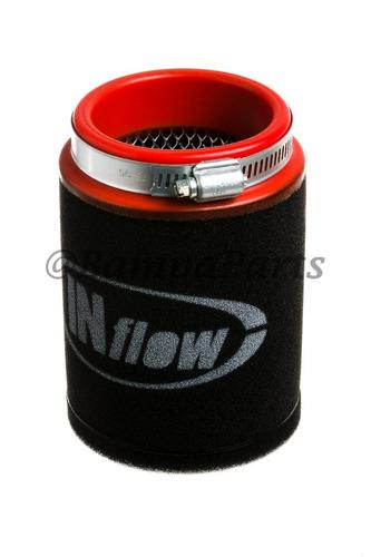 filtro ar esportivo inbox inflow gm cruze 1.4 turbo 1555