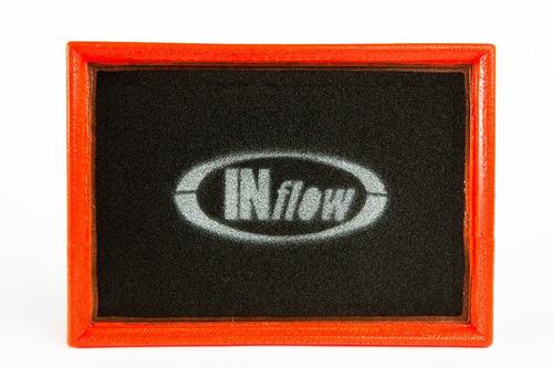 filtro ar esportivo inbox inflow gm onix prisma 1.0 1.4 1975