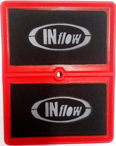 filtro ar esportivo inflow astra vectra zafira 2.0 hpf1100