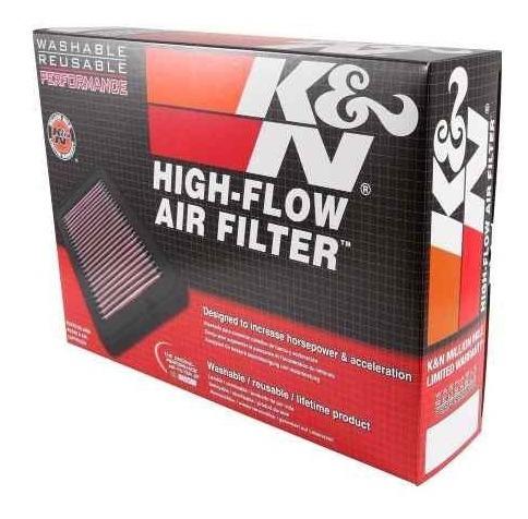 filtro ar esportivo k&n ka-2508 kawasaki ninja 250r 300 z300