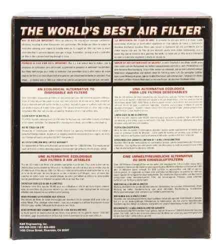 filtro ar esportivo k&n kn su-7592 suzuki gsx 750f 1994-2009