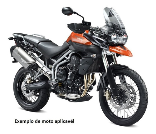 filtro ar esportivo k&n kn tb-8011 triumph tiger 800 xc