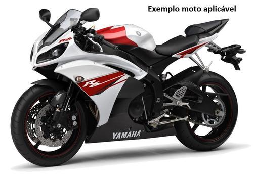 filtro ar esportivo k&n kn ya-6008 yamaha yzf r6 2008-2011