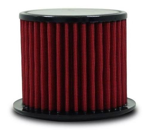 filtro ar esportivo para honda cb300 xre300 vermelho rci17