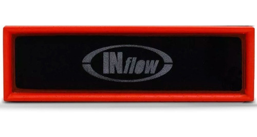 filtro ar inflow citroen c3 | aircross | peugeot 206 hpf5100
