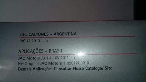 filtro ar jac motors j3 2010