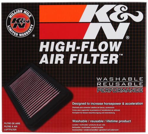 filtro ar k&n 33-3065 volvo xc60 2.0 2018 - 2019 esportivo