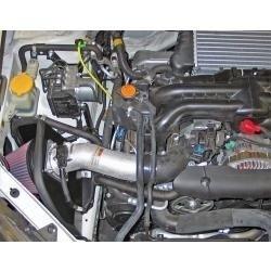 filtro ar k&n cold air intake subaru impreza wrx 2.5 69-8004