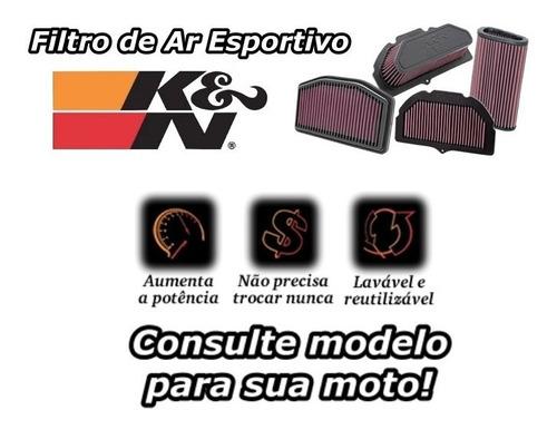 filtro ar k&n ha-7012 velas iridium nc700x nc750x nc 700 750
