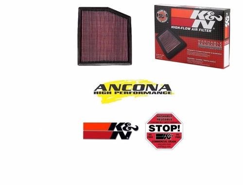 filtro ar k&n inbox bmw 135i 335i x1 3.0 n55 kn 33-2458