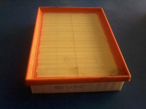 filtro ar santana quantum 1.8 2.0 90/99 25x19cm
