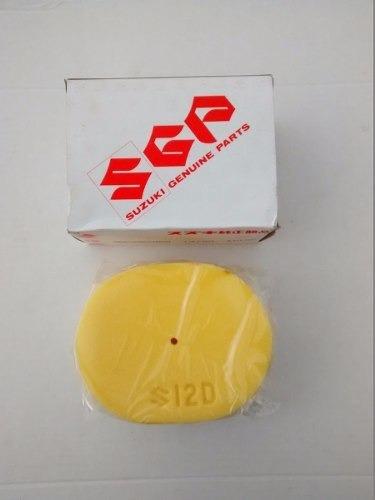 filtro ar suzuki dr 650 rse 91 a 96 original 1378012d00