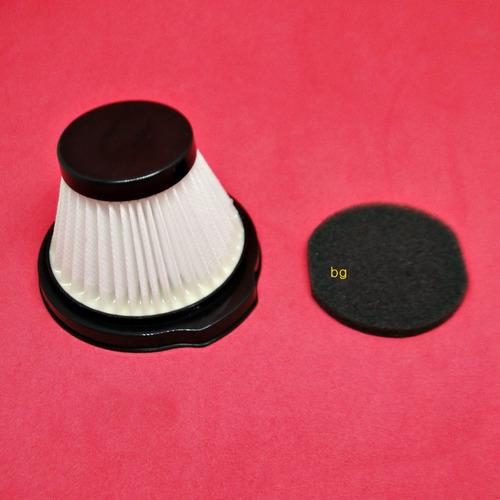 filtro aspirador + filtro espuma mondial ap-21 ap-22 ap-23