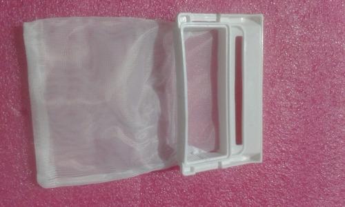filtro atrapamota lavadora lg,  del grande valor x 2 unidad