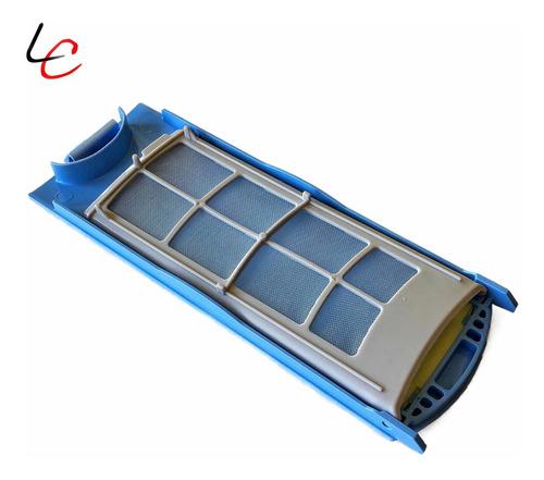 filtro atrapamotas lavadora haceb as 380/420.