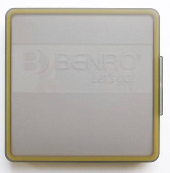 filtro benro master harden nd1000 3.0 big stopper mhnd1k1010
