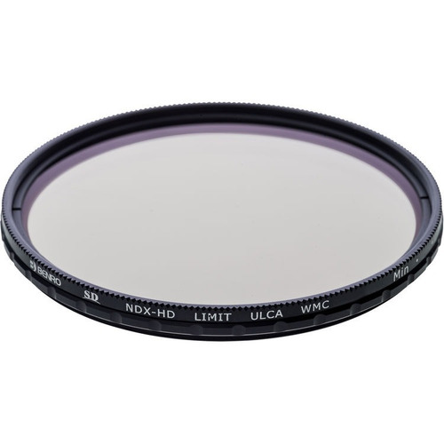filtro benro nd variável circular sd ndx-hd ulca wmc 67mm