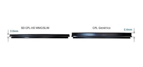 filtro benro polarizador circular sd cpl-hd wmc slim 82mm
