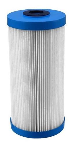 filtro big blue para água poço artesiano lavável 10 completo