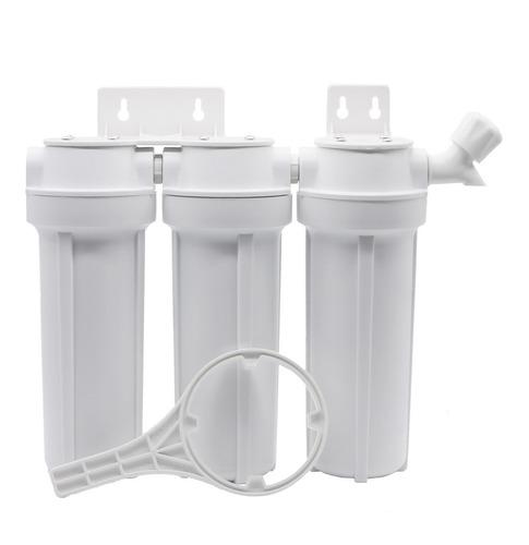 filtro branco para fabricação cerveja artesanal tira cloro