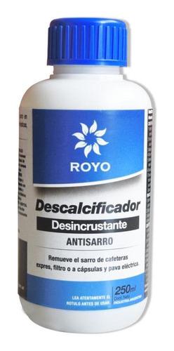 filtro brita intenza + liquido descalcificante royo 250 ml