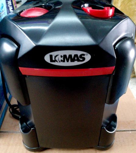 filtro canasta lomas aquajet 400l acuarios canister