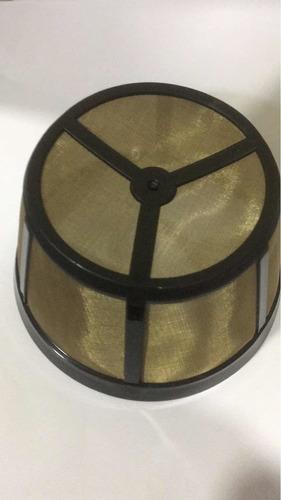 filtro canasta reutilizable acero cafeteras de 10-12 tazas