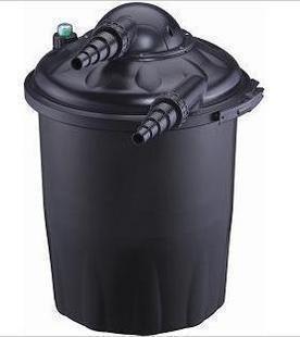 filtro canister 3 etapas p estanque 24w cap 15,000lts