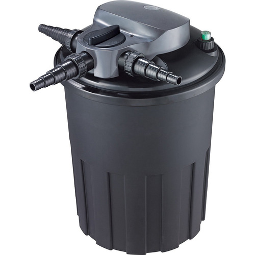 filtro canister 3 etapas p estanque con uv  para 15,000lts