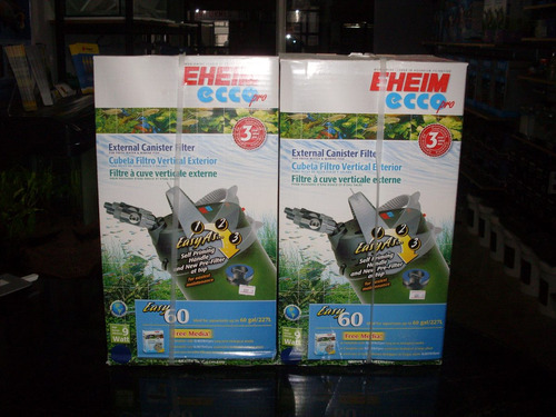 filtro canister eheim ecco 2234 110 volts
