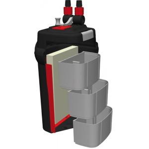 filtro canister fluval 206 200lts oferta  nuevo