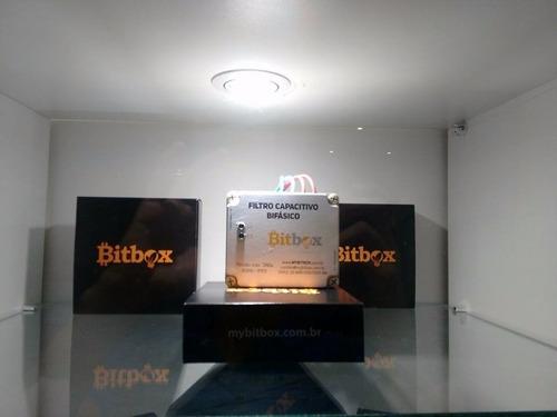 filtro capacitivo bitbox trifásico residêncial