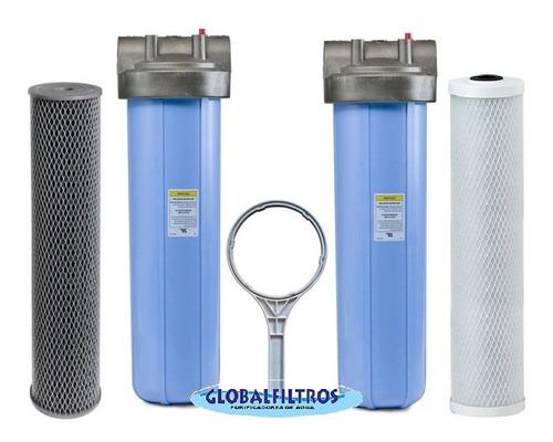 filtro carvão ativado broiler aquecedor de água alta vazão