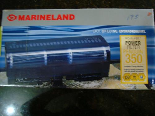 filtro cascada marineland peguin 350 pecera acuario peces