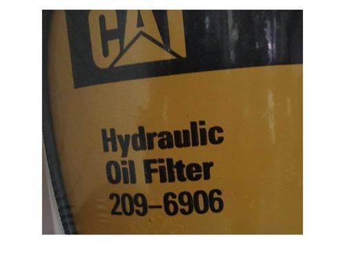 filtro caterpillar 209-6906 2096906 hidraulico transmision