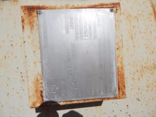 filtro clarificador 8,700 litros