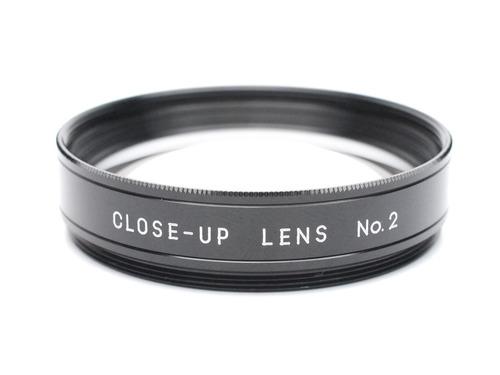 filtro close up no. 2 minolta  -usado- efe9