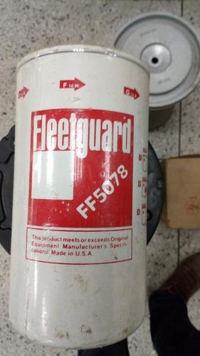 filtro combustible fleetguard ff5078 baldwin bf362