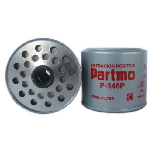 filtro combustible p346p partmo. iveco. tractor. plantas