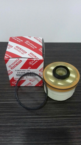filtro combustible toyota hilux original