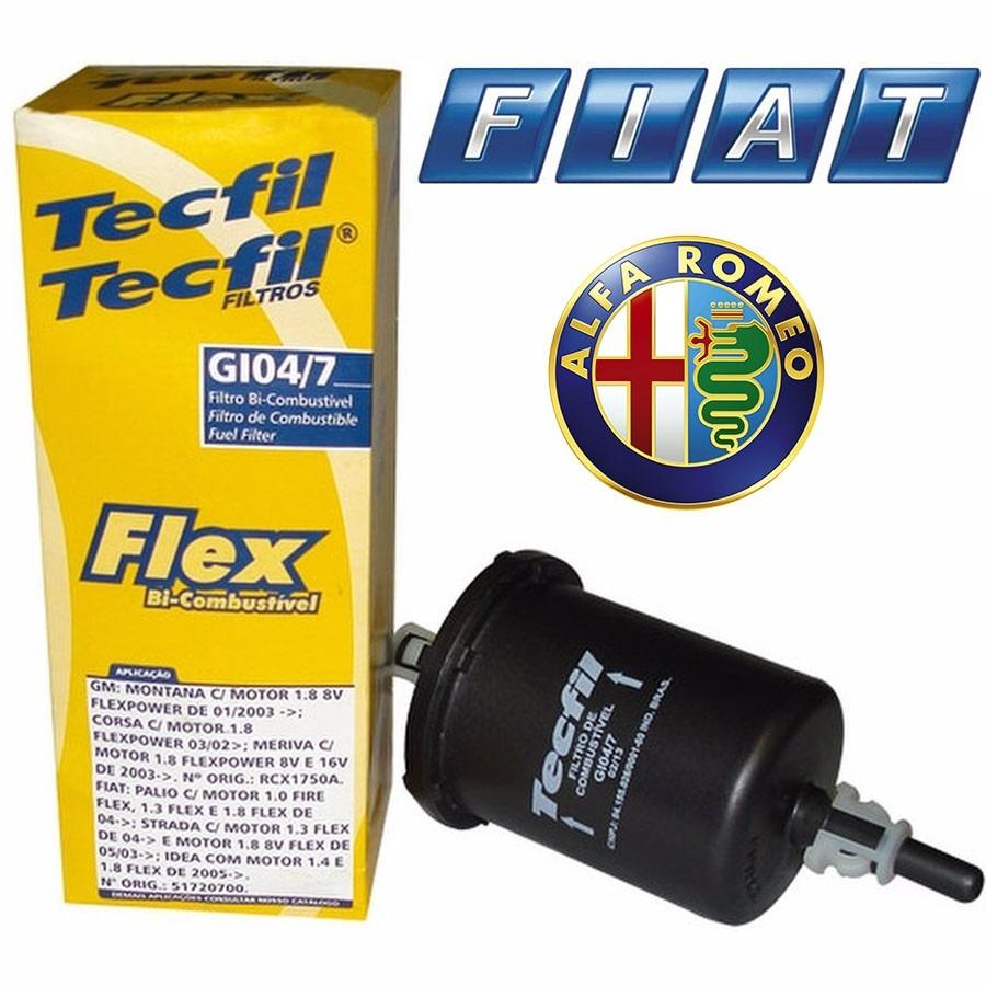 Filtro Combustvel Alfa Romeo 145 146 20 16v 1998 Ate 2001 R 12 Fuel Filter Carregando Zoom
