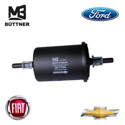 filtro combustível brava doblo palio siena weekend bf7795