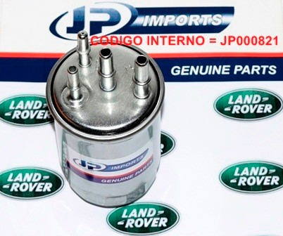 filtro combustivel discovery iii range rover sport jp000821