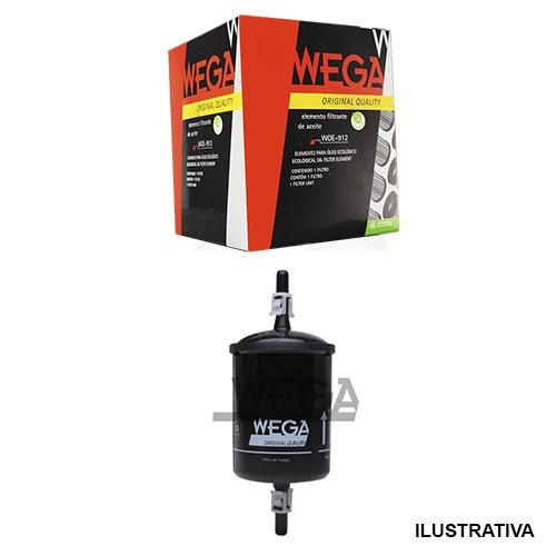 filtro combustivel fci1289 wega a6 2004-2006