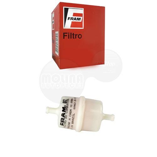 filtro combustivel fram
