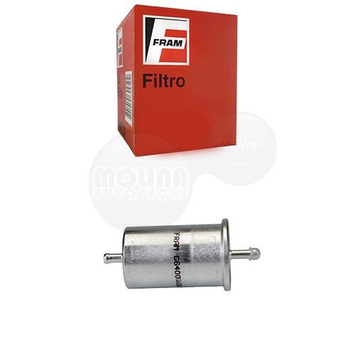 filtro combustivel g6400 fram silverado 1996-1999