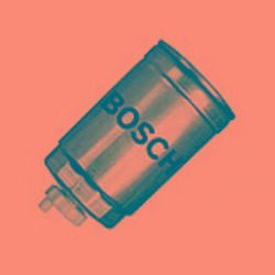 filtro combustivel gas bosch gb 0236 s4 2003-2004