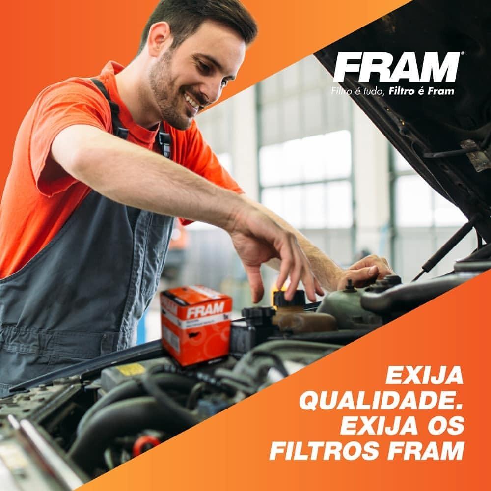 Filtro Combustível Hyundai H100 Diesel 2 4i 2 5l Fram P4886