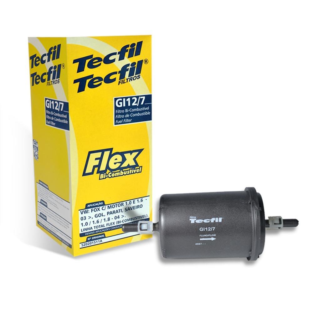 Filtro Combustivel Original Tecfil Honda Civic 18 Lxs 2007 R 72 Fuel Filter Carregando Zoom